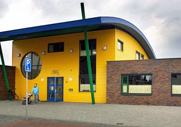 Foto van het Wijkcentrum Hengelo